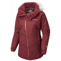 See Emerald Lake Parka in Rich Wine Heath