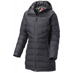 See Winter Haven Mid Jacket W in Charcoal Heathe