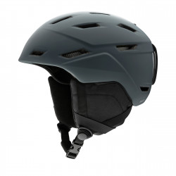 See Mission Helmet in Charcoal