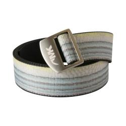 See Saltwater Webbing Belt in Striper