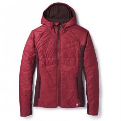 See Smartloft 60 Hoody W in Tibetan Red