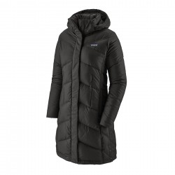 See W's Down With It Parka in Black