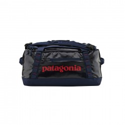 See Black Hole Duffel 40L in Classic Navy