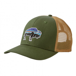 Fitz Roy Bison Trucker Hat Image