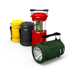 Poppy Lantern and Spotlight Image