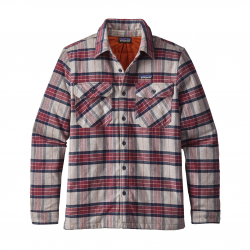 Fjord Flannel Jacket Insulated M Image