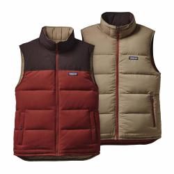 Bivy Down Vest Reversible M Image