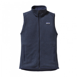 See Better Sweater Vest W in Classic Navy