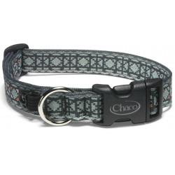 See Dog Collar in Creed Pine