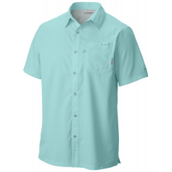 See Slack Tide Camp Shirt M in Gulf Stream