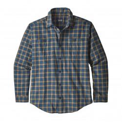 See Pima Cotton Shirt LS Men in LPST Blue
