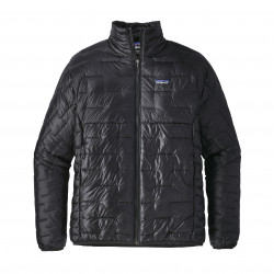 See Micro Puff Jkt Ms in Blk Black
