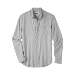 See Passport EC Long Sleeve Shirt in Smoke