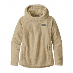 See W's Diamond Capra Hoody in Oyster White