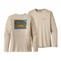 Graphic Tech Fish Tee M Image