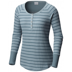 See Along the Gorge Thermal Ws in Stone Blue