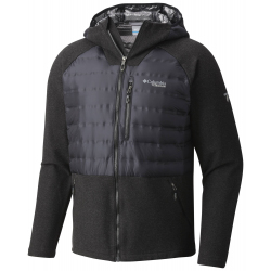 Snowfield Hybrid Jacket Ms Image