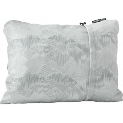 See Compressible Pillow Large in Gray