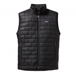 See Nano Puff Vest M in Black