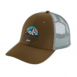 See Fitz Roy Scope LoPro Trucker Hat in SEMT Brown