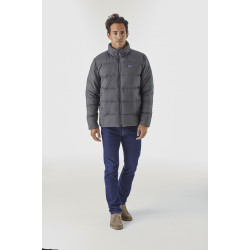 See Silent Down Jacket Ms in FGE Grey