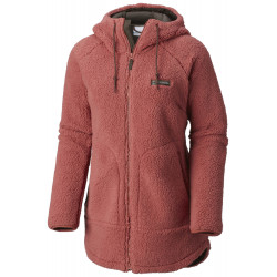 See CSC Sherpa Jacket W in Rose Dust Peatm