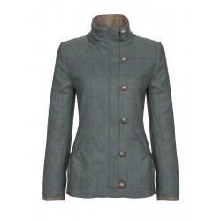 See Bracken Jacket W in Mist 89