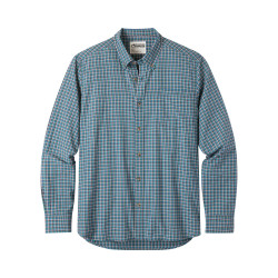 See Spalding Gingham Shirt M in Twilight