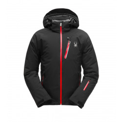 See Tripoint Jacket Mn in Black Red