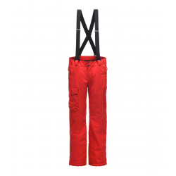 See Sentinel Snow Pant Reg Mn in Red Red