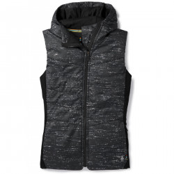 See Smartloft 60 Hoody Vest in Black-Light Gra
