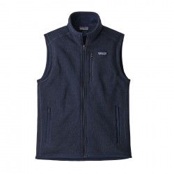 See M's Better Sweater Vest in New Navy