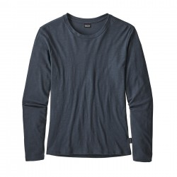 See W's L/S Mainstay Shirt in Smolder Blue