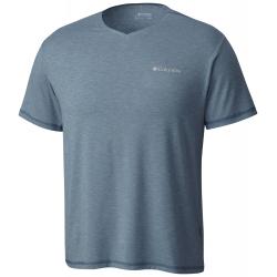 Tech Trail V-Neck Shirt Image