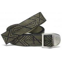 See Webbing Belt 1in in Palm Avocado