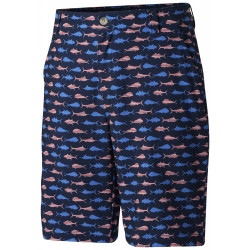 See Super Grander Marlin Short M in Coll Navy Ameri
