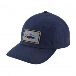 See Fitz Roy Trout Patch Trad Cap in CNY Blue