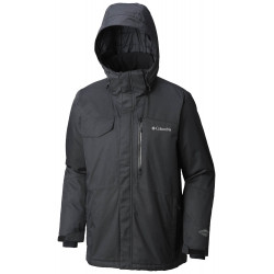 See Cushman Crest Jacket M in Charcoal Heathe