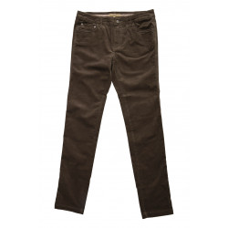 See Honeysuckel Pants W in Mocha 46