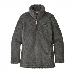 See Girls' Los Gatos 1/4 Zip in Forge Grey