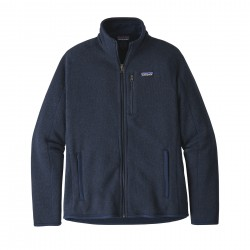 See M's Better Sweater Jkt in New Navy