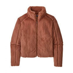 See W's Lunar Frost Jkt in Century Pink