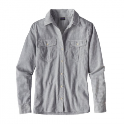 A/C Buttondown LW Ws Image