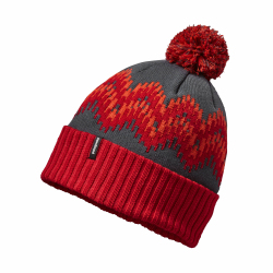 See Powder Town Beanie in TimberFrenchRed