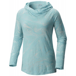 See Inner Luminosity II Hoodie in Iceberg Burnout