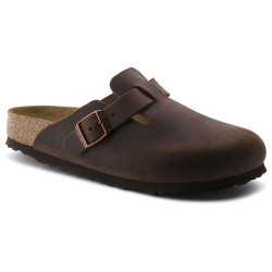 See Boston Soft Footbed in Habana Oiled