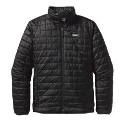 See Nano Puff Jacket M in Black