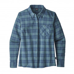 See Heywood Flannel Shirt in HRSB Blue
