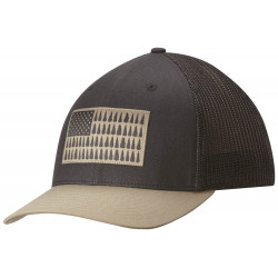 See Columbia Mesh Ballcap in Shark Tree