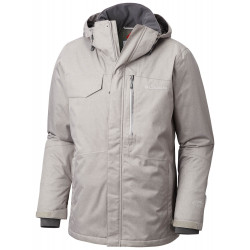 See Cushman Crest Jacket M in Boulder Heather